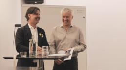 På bilden ser vi Christoffer Ramfors och Thomas Kult